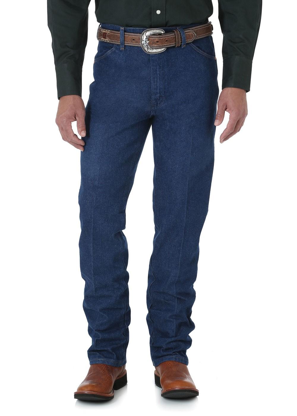 Wrangler Mens Slim Fit Cowboy Cut Jean