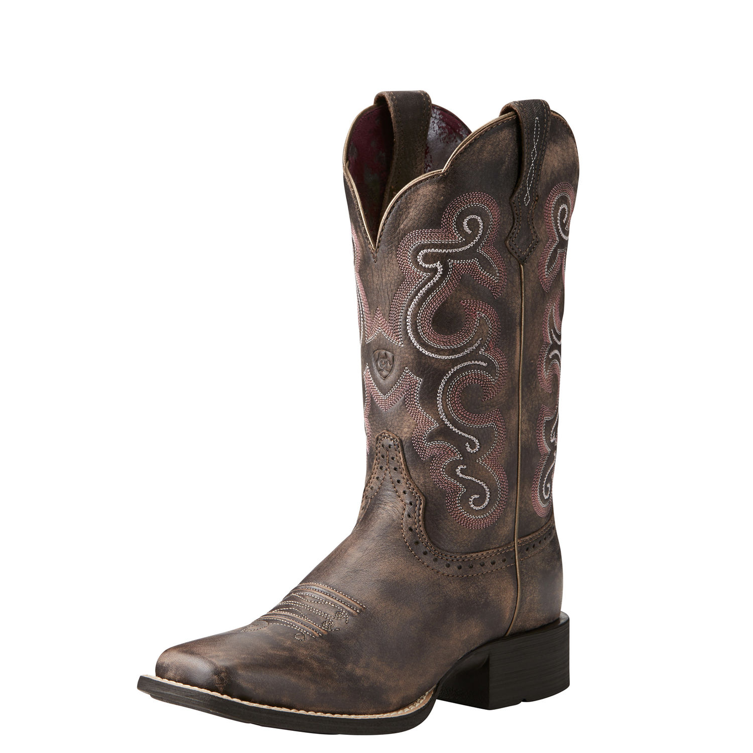 Ariat Womens Quickdraw Tack Room Boots
