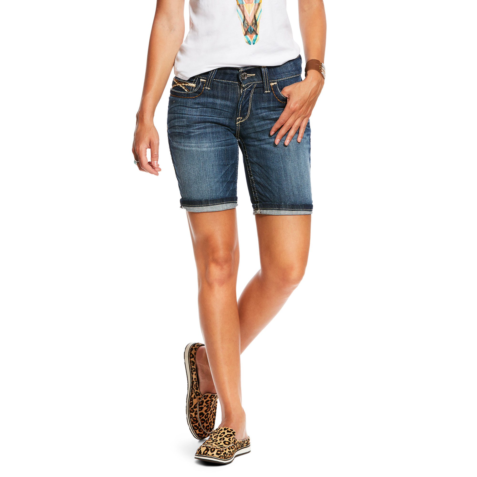 Ariat Womens Bermuda Short