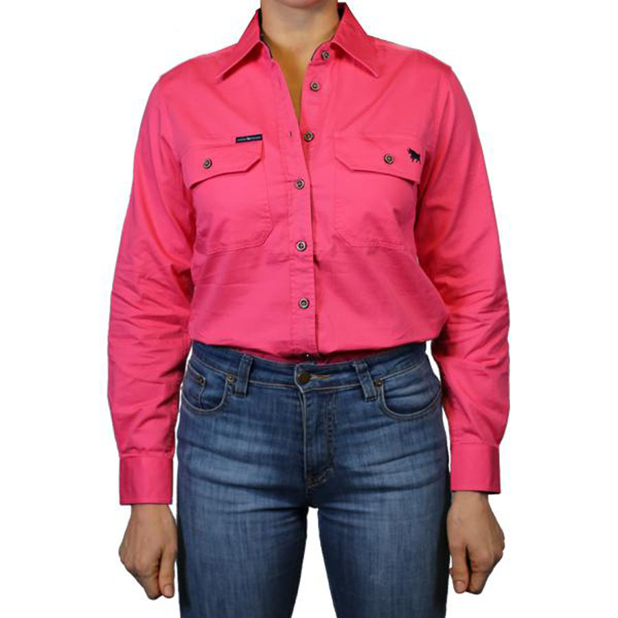 Ringers Pentecost River Full Button Work Shirt