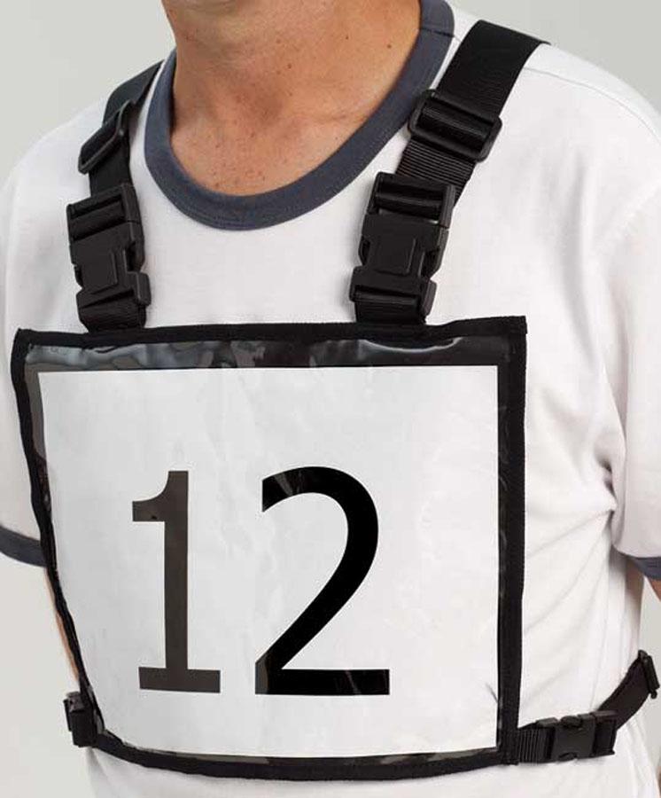 Number Holder Vest