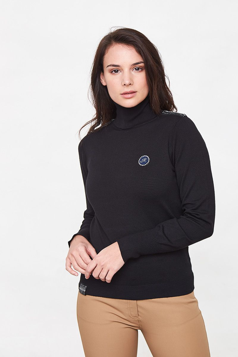 Harcour Womens Anaelle Turtleneck