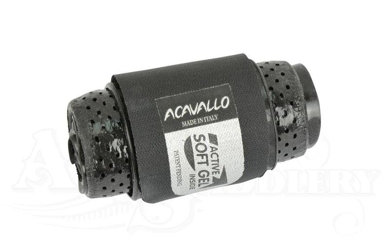 Acavallo Gel Tail Wrap Black