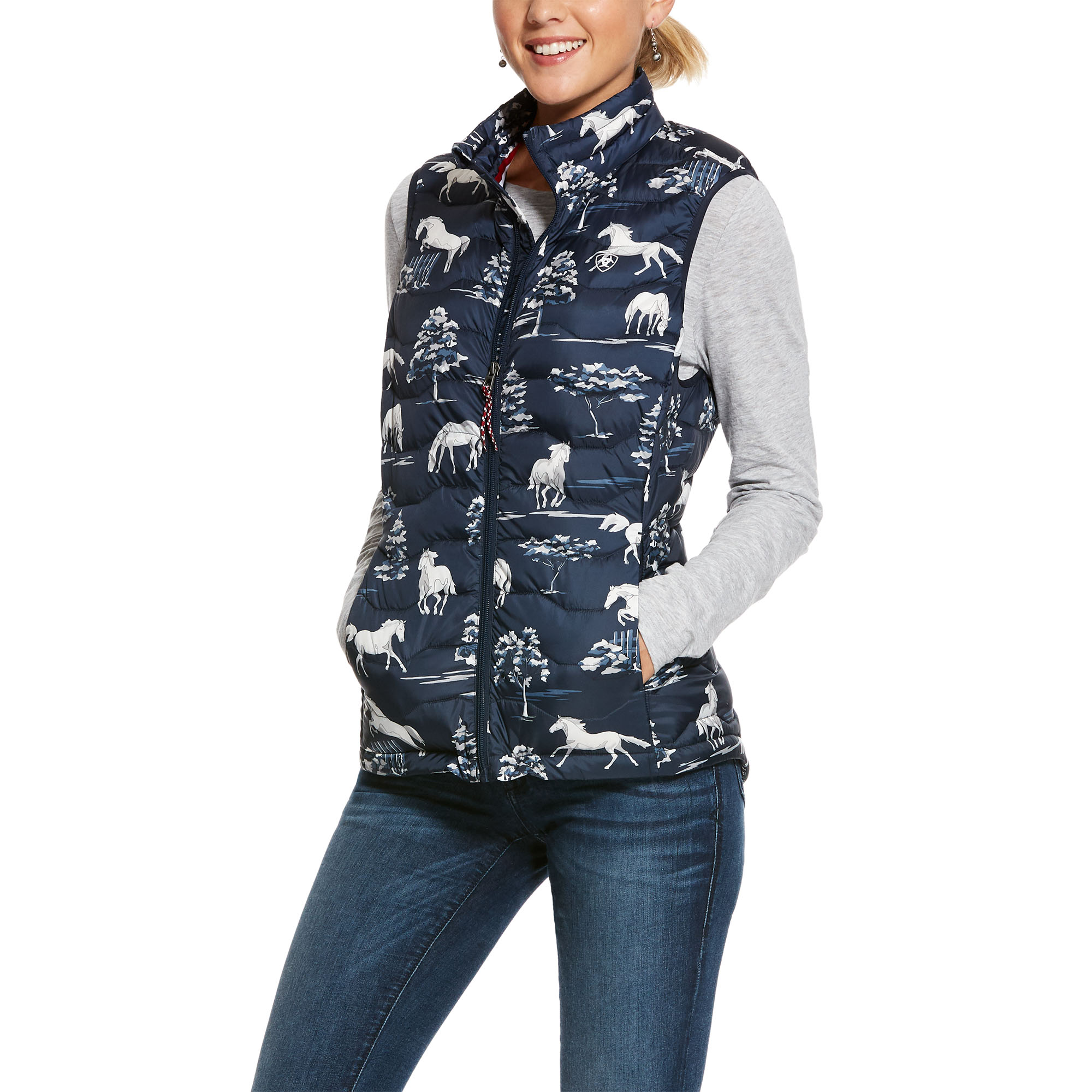 Ariat Womens Ideal Down Vest