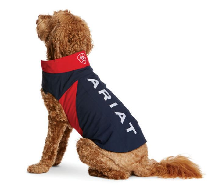 Ariat Team Softshell Dog Team Jacket
