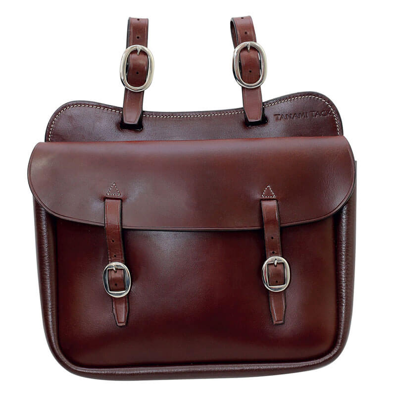 Toowoomba Saddlery Tanami Square Saddle Bag