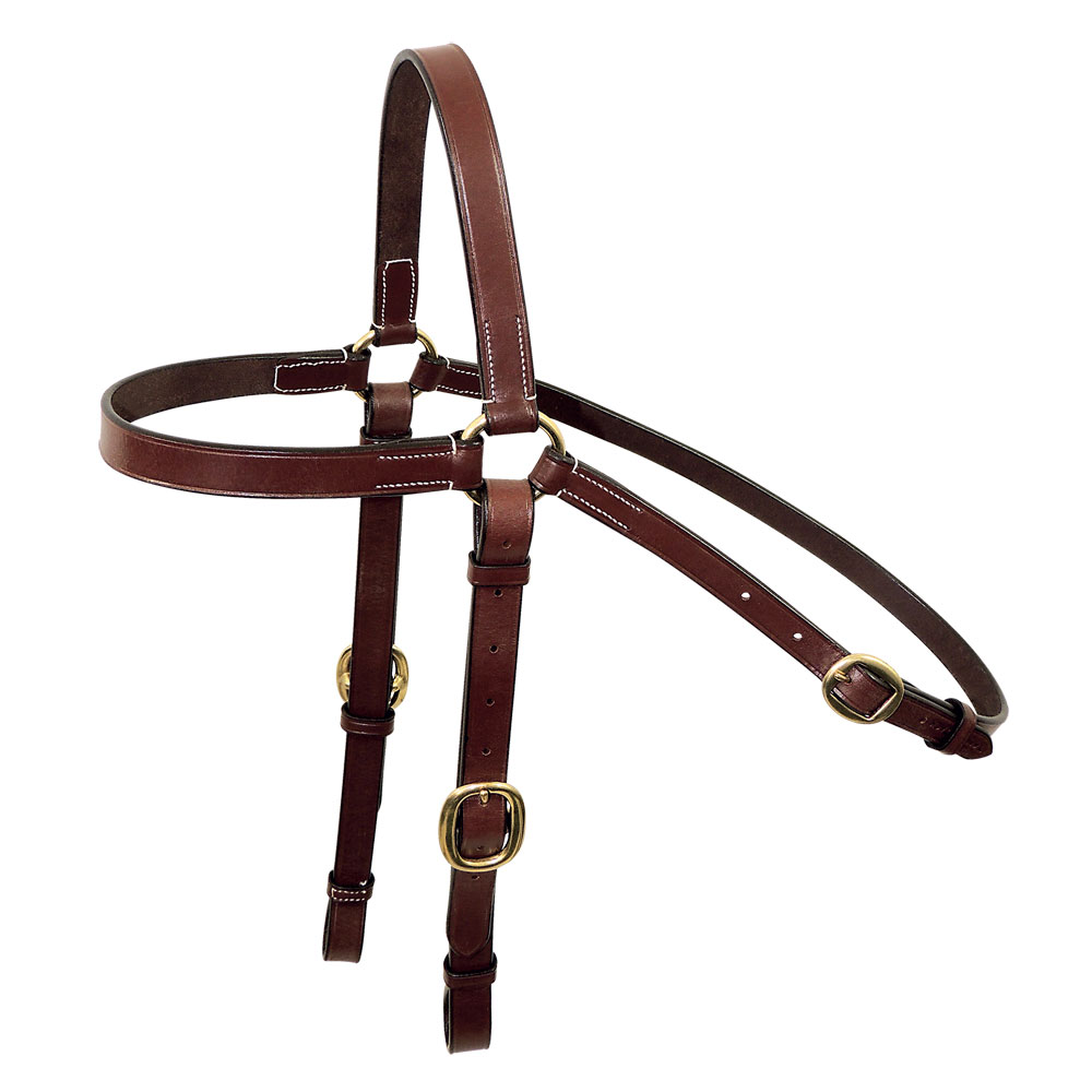 Toowoomba Saddlery Tanami Leather Barcoo Bridle