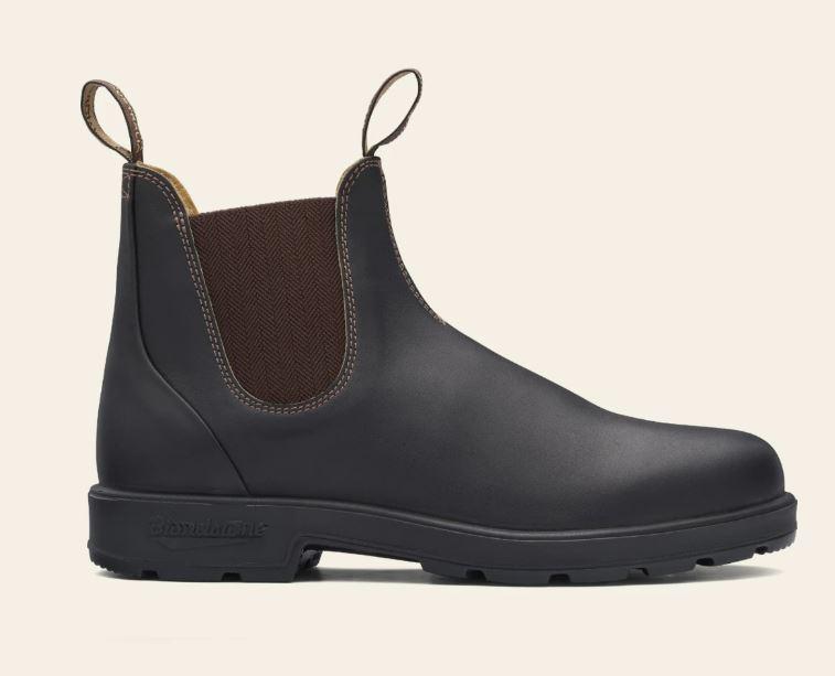 Blundstone Herringbone Elastic Side Boot