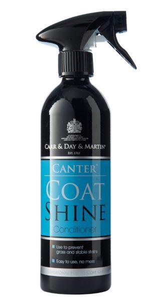 CDM Canter Coat Shine Alum