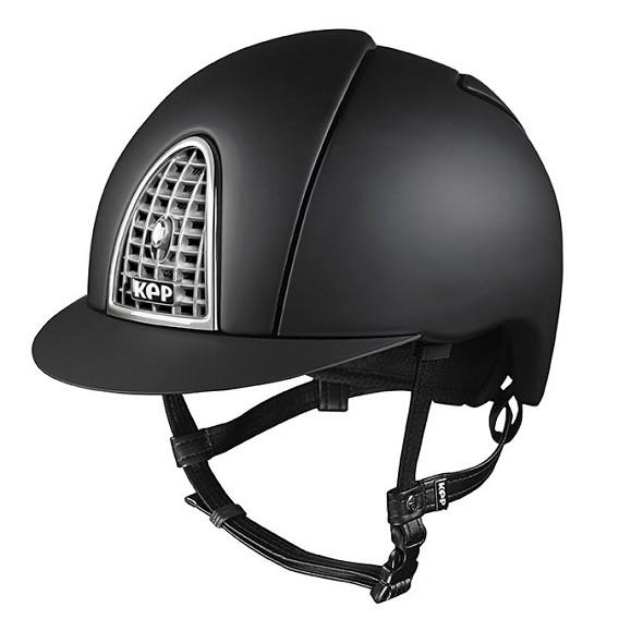 Kep Cap Cromo Textile Helmet Chrome