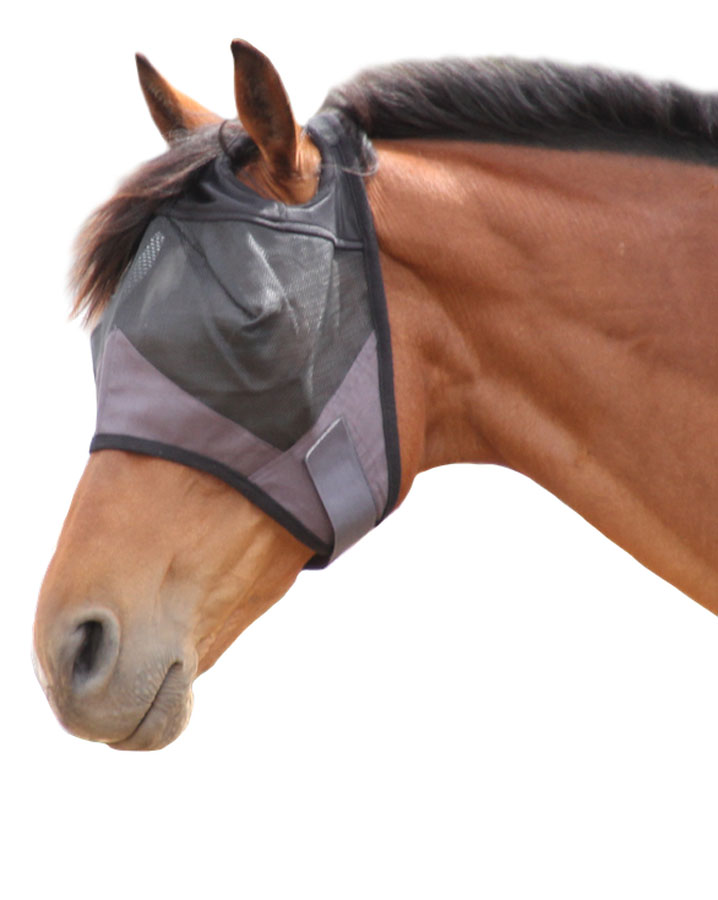 Derby Deluxe Fly Mask