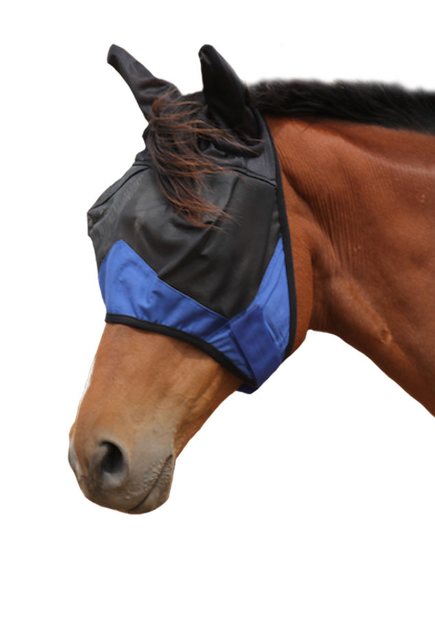 Derby Deluxe Fly Mask With Ear