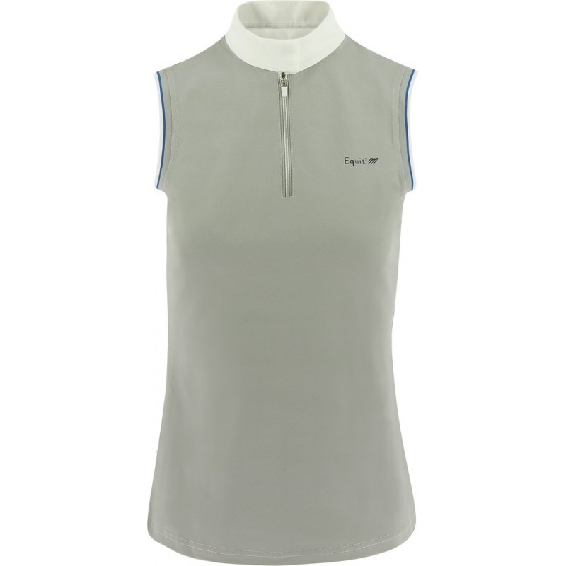 Equitheme Sleeveless Polo Shirt