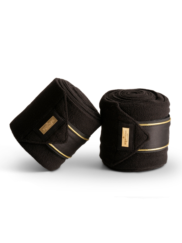 Equestrian Stockholm Fleece Bandages