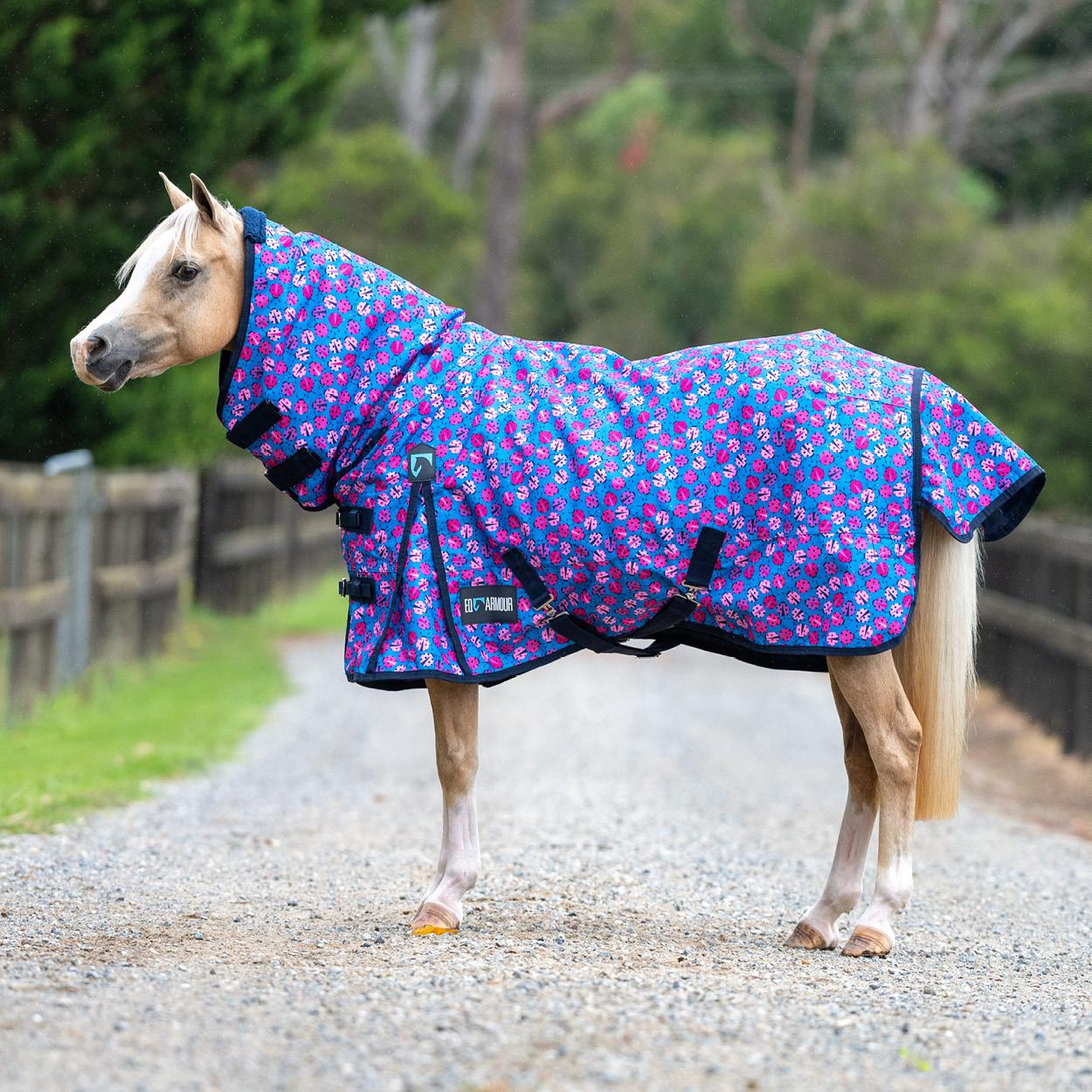 EQ Armour 600 Pony Combo Ladybird