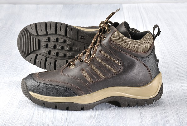 EQ Wear Peak Lace Up Boot Tan
