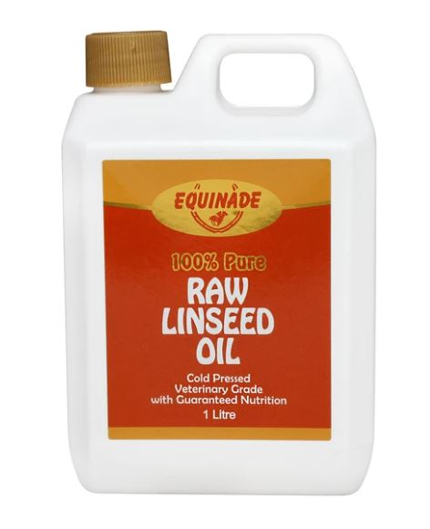 Equinade Raw Linseed Oil
