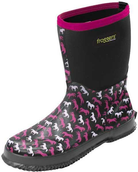 THOMAS COOK WOMENS FROGGERS SCRUB BOOT