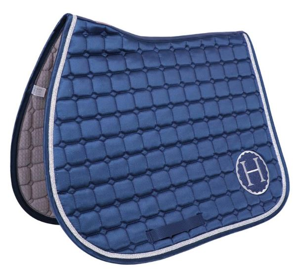 Harcour Divine Dressage Glitter Saddle Pad