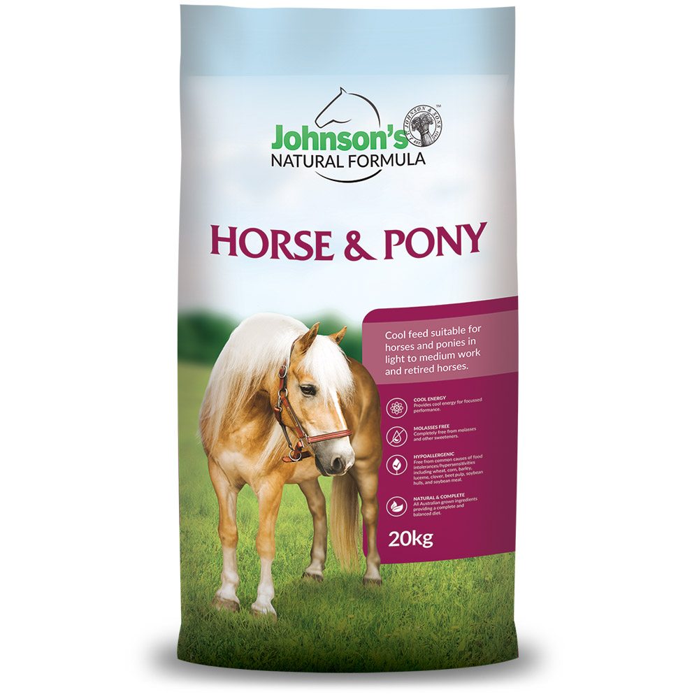 Johnsons Horse and Pony