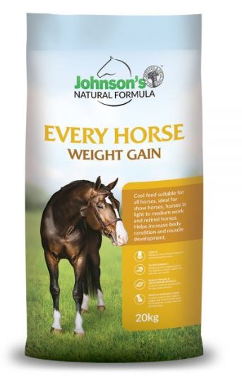 Johnsons Every Horse Weight Gain