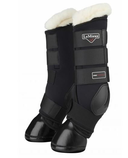 LeMieux Luxury Stable Protector Boots
