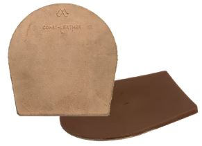 Leather Hoof Pads
