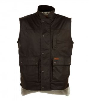 Outback Flemington Wool Lined Vest