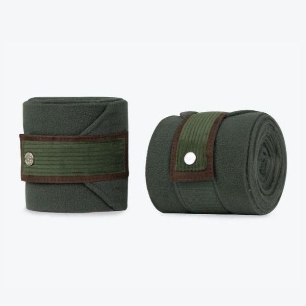 PS of Sweden Corduroy Bandages Green