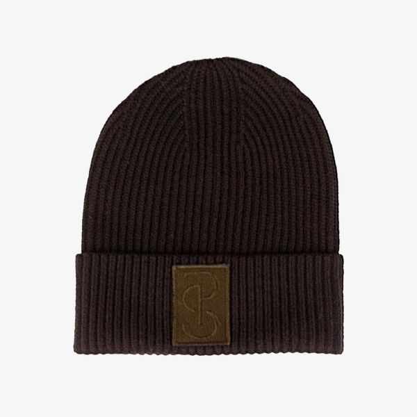 PS of Sweden Sally Knitted Beanie Coffee