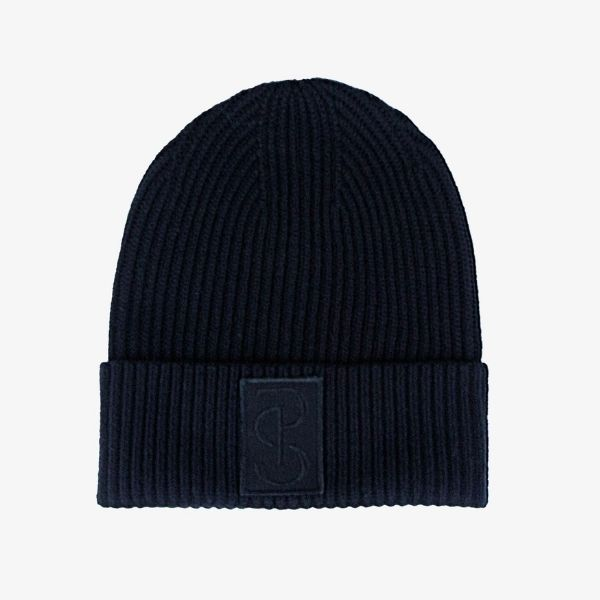 PS of Sweden Sally Knitted Beanie Navy