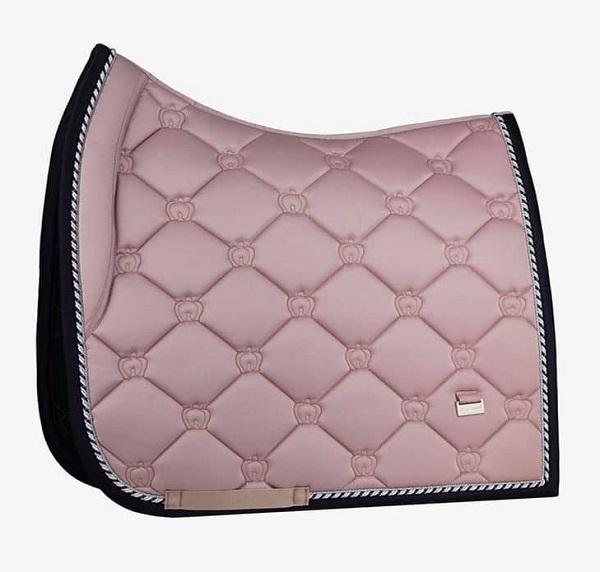 PS of Sweden Monogram Dressage Saddle Pad Pink