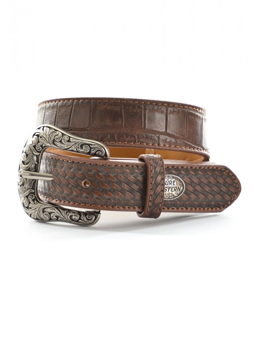 Pure Western Kids Hogan Belt