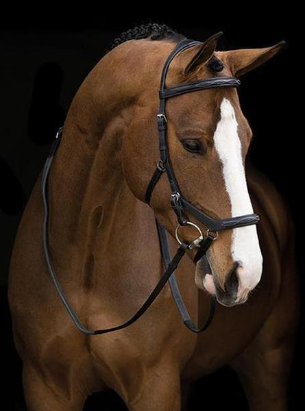 Rambo Micklem Diamonte Competition Bridle