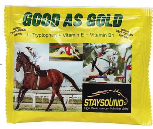 Staysound Good as Gold Sachet