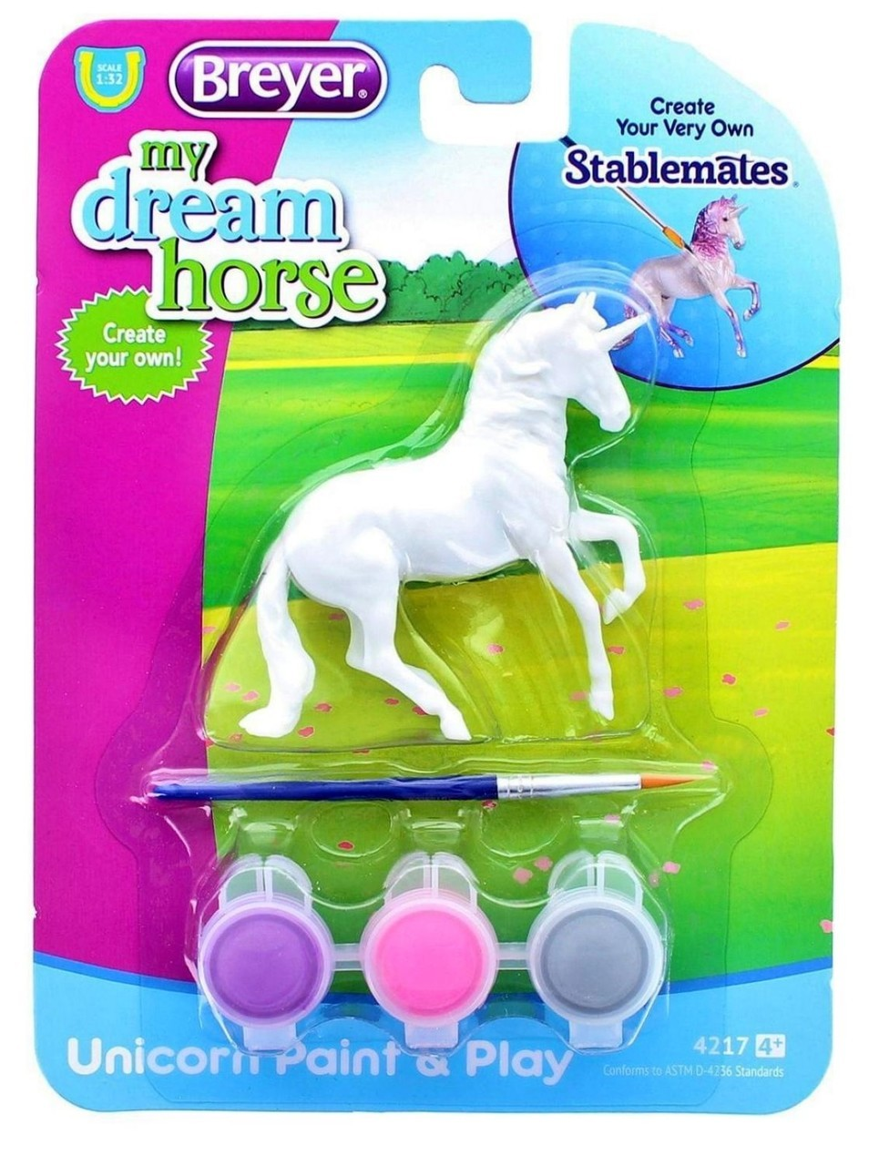 Breyer Activity Unicorn Paint & Play