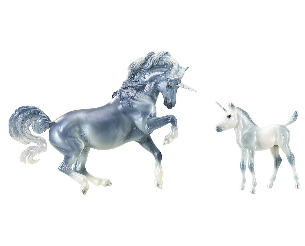 Breyer Traditional Cascade and Caspin