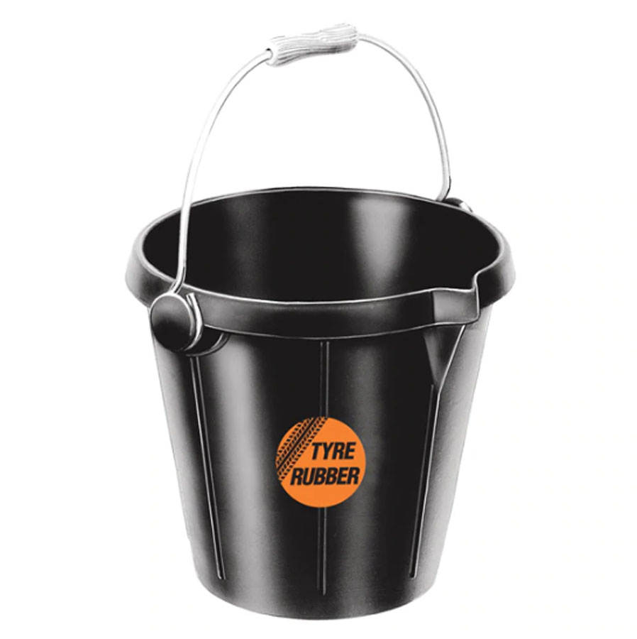 Tyre Rubber Super Feed Bucket