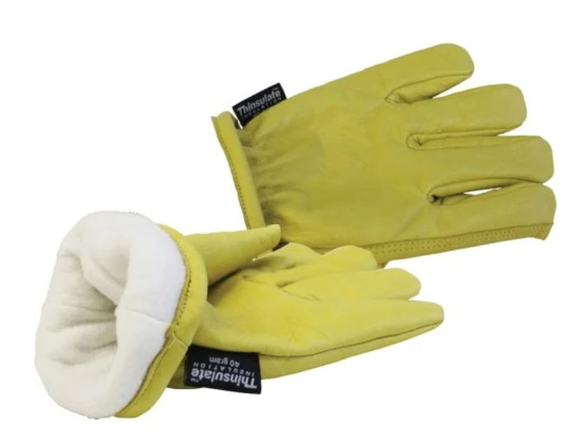 Thinsulate Lined Roping Glove