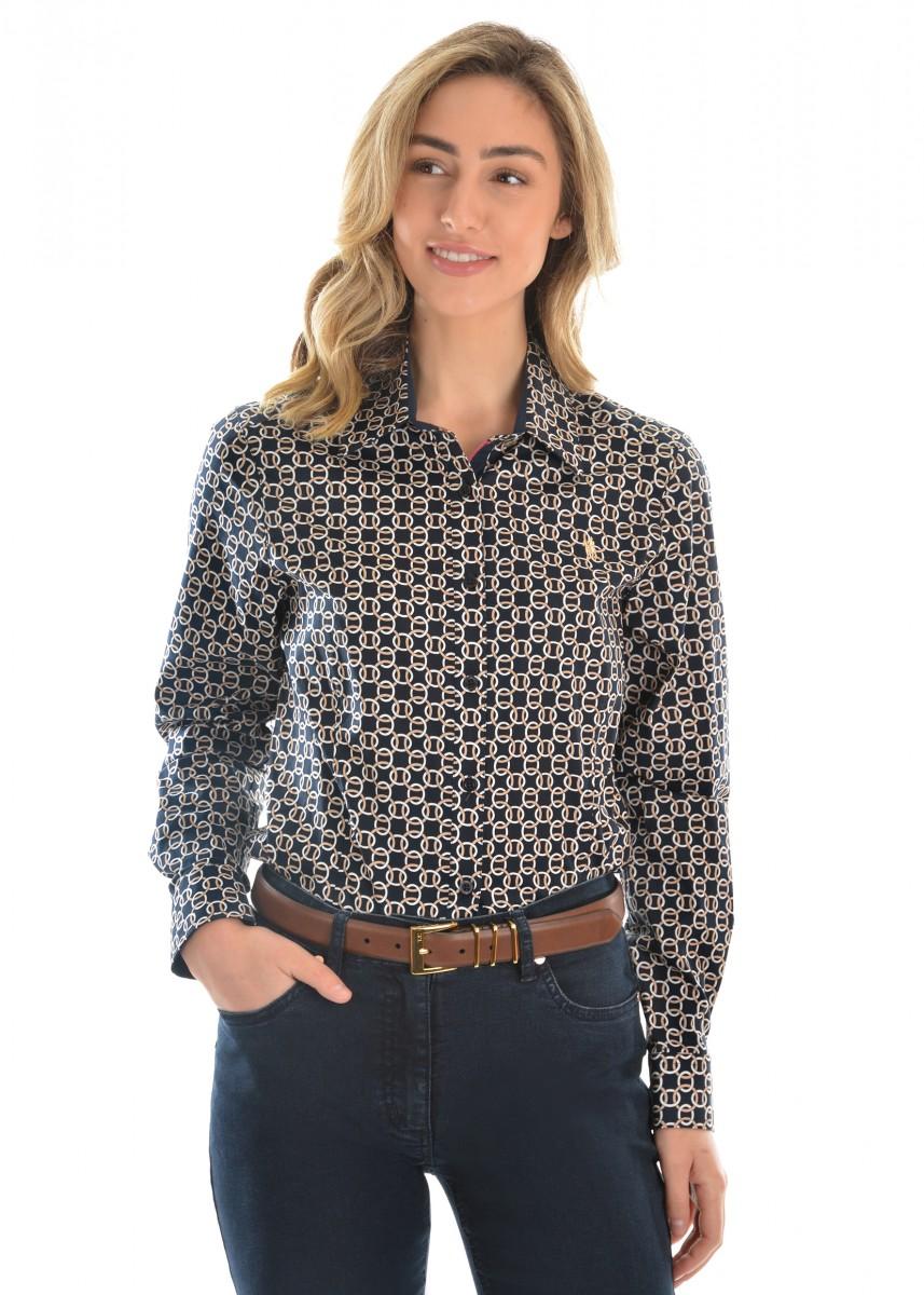Thomas Cook Felicity Long Sleeve Shirt