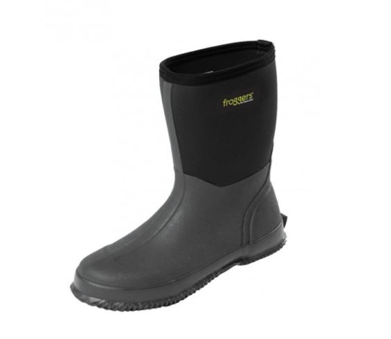 Froggers Womens Scrub Boot