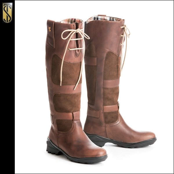 Tredstep Avoca Lace Front Boot