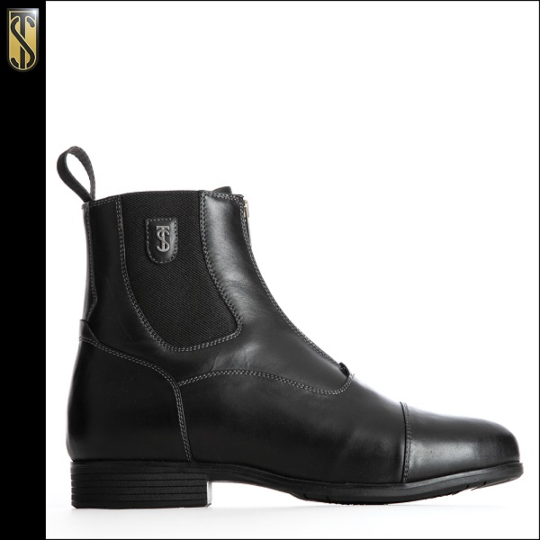 Tredstep Donatello Front Zip Paddock Boot