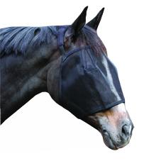 Wild Horse Black Mesh Fly Veil 2 Dart
