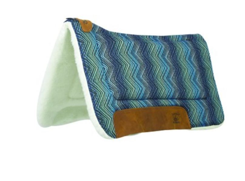 Weaver Contoured Saddle Pad