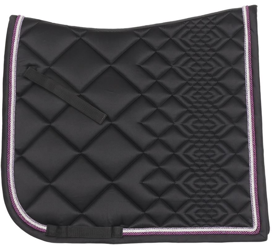 Zilco Glitz Dressage Saddle Pad