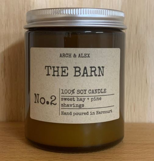 The Barn Candle