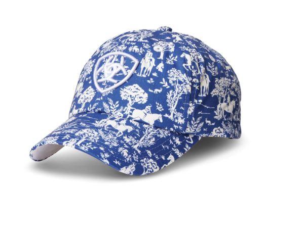 Ariat Cotton Print Cap