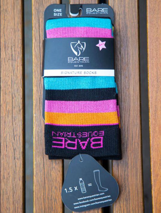 Bare Youth EcoLuxe Sock Rainbow
