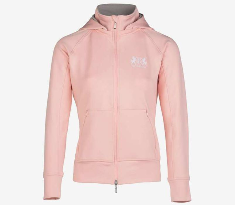 B-Vertigo Womens Colleen Hoodie Pink